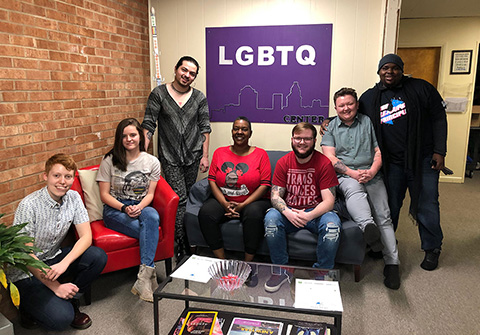 'What was your legacy?' Young LGBTQ people advocate, work to challenge stigmas in rural North Carolina